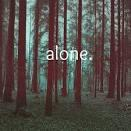 alone, forest