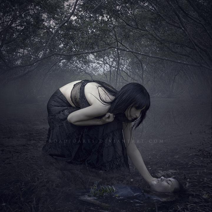 alone,death