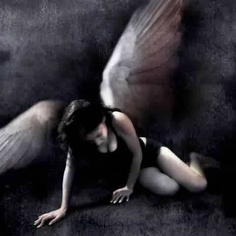 Broken,fallen,girl,sad,hurt,alone