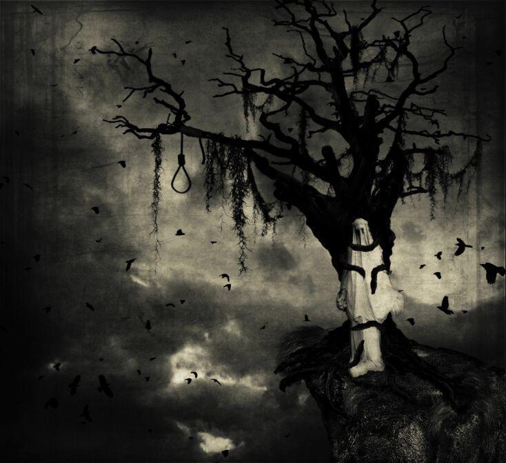 gloomy, art