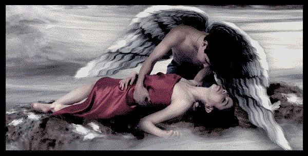 fallen, angels, broken