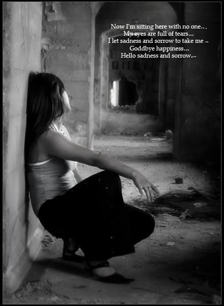 Alone,Sad,Sorrow,girl