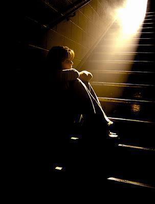 sorrow, sadness, waiting, alone