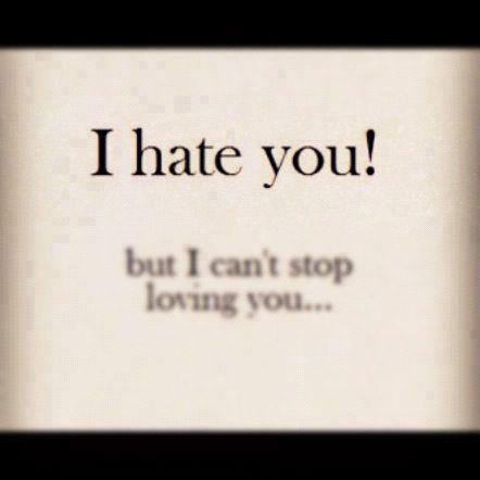love,hurt,pain,hate,sad