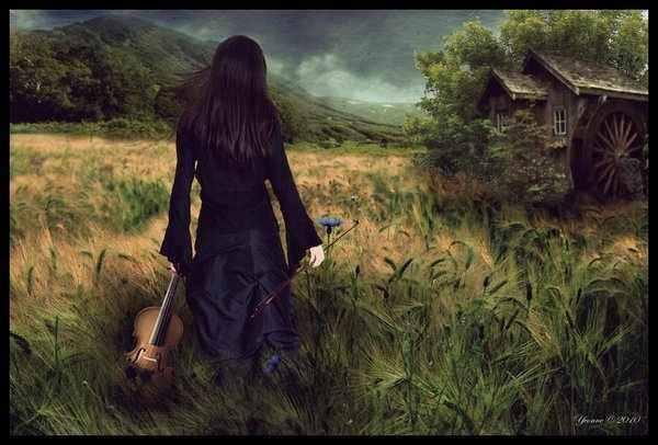 jessica lynn hepner,violin,alone,girl,loneliness,sad