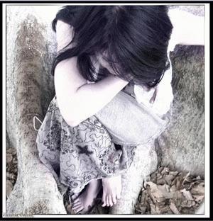 girl, sad
