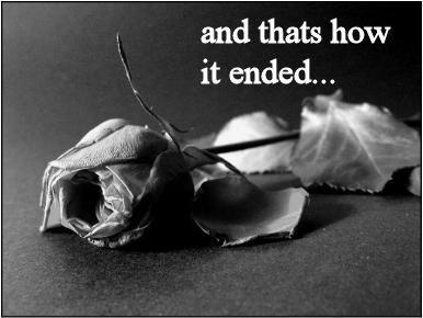 rose,death,alone