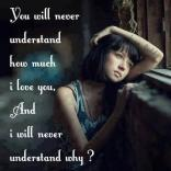 Understand, love, sad, sadness, waiting, Cry